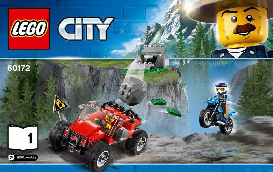 b325801c1 LEGO City Honička v průsmyku 60172 | Specialkalega.cz