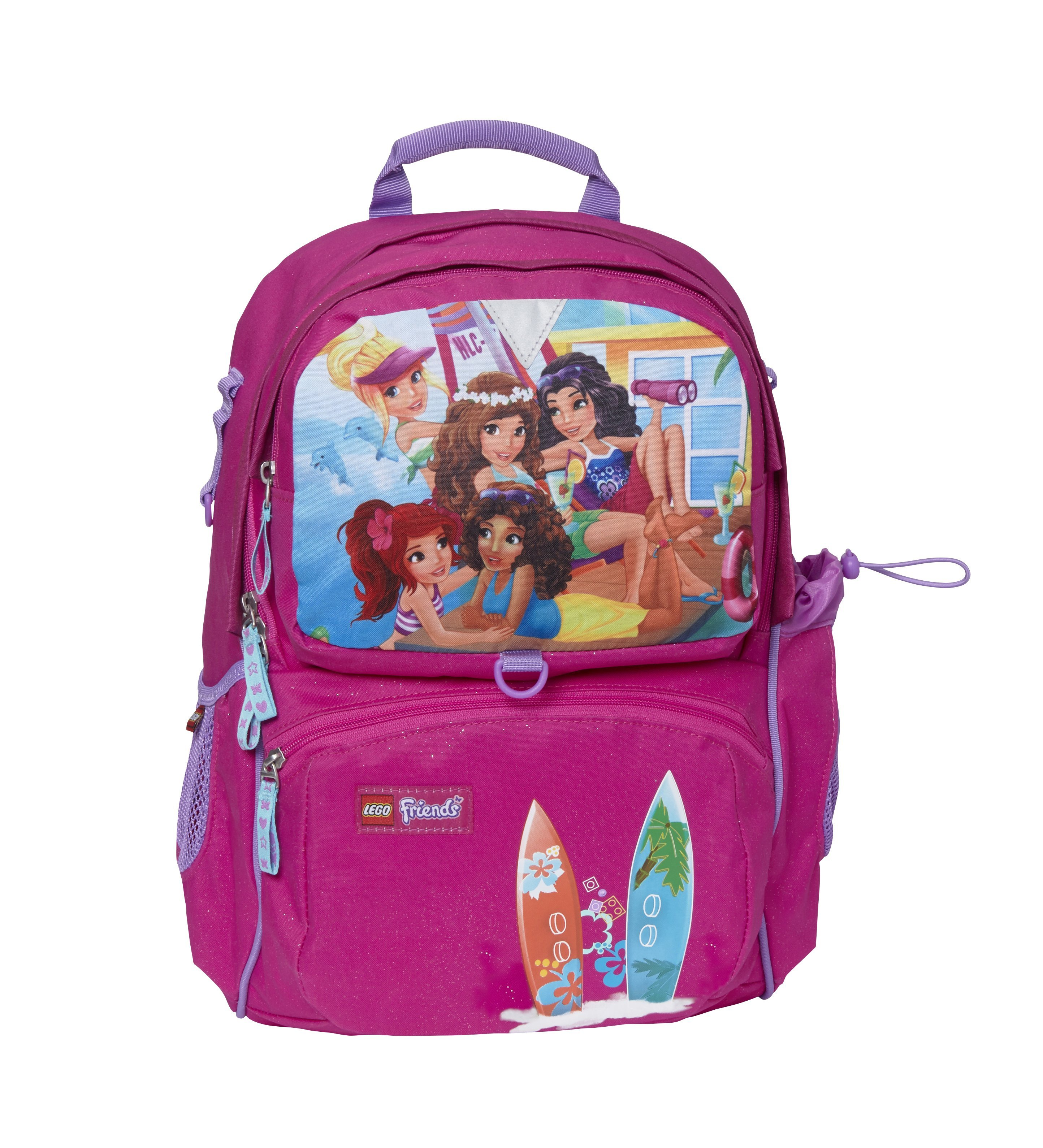 55a754d2a9f LEGO Friends Beach House Freshmen - školní aktovka